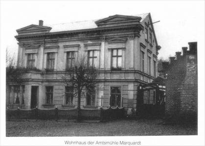 Dom przy ul A. Steffena, widok pierwotny