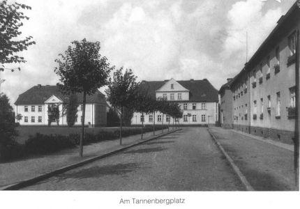 Plac Grunwaldzki, czyli przedwojenny Tannenberg