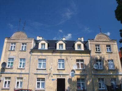 Secesyjny budynek przy ul. Piłsudskiego