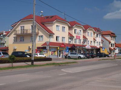 Postmodernistyczne budynki mieszkalno-usługowe