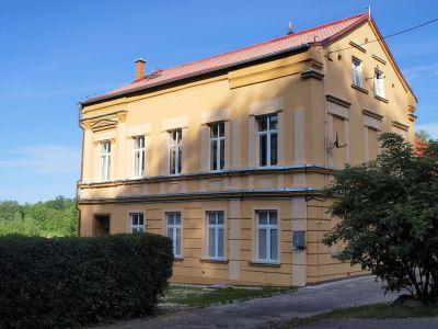 Dom z ul A. Steffena, widok współczesny