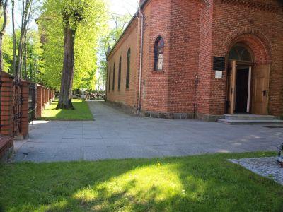 Negotycki kościół św. Józefa (Obecnie Najświętszej Marii Panny)