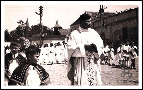 Księża parafi św. Józefa po 1945r.