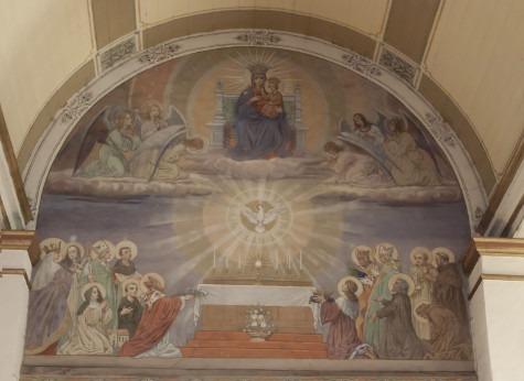 Polichromia kościoła św. Bartłomieja