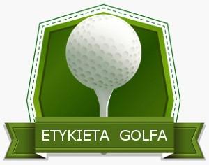 Etykieta golfa