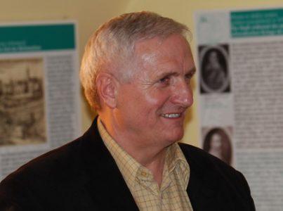 Autor książek o tematyce historycznej Warmii i Mazur
