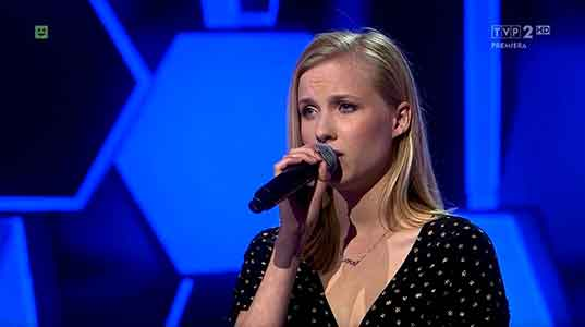 Talenty wokalne Dominika Siwek