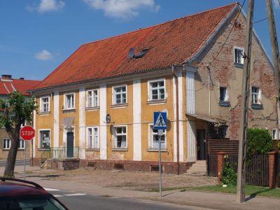 Róg ulic Piłsudskiego i Westerplatte