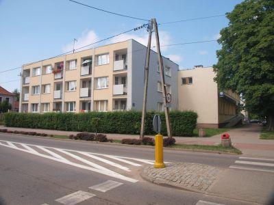 Bank z mieszkaniami dla pracowników (budowa 1970 r.)