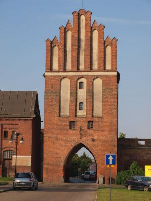 Wysoka (Kamienna) Brama