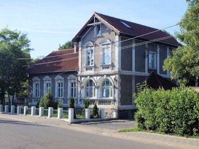 Secesyjny dom przy ul. Kopernika (w pobliżu szpitala)
