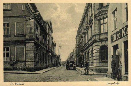 Ulica Mickiewicza przed wojną