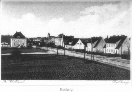Przed wojną ulica Dworcowa a dzisiaj Westerplatte