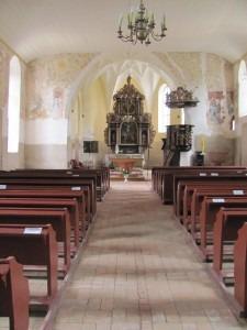 Kościół w Mariance powoli odzyskuje blask