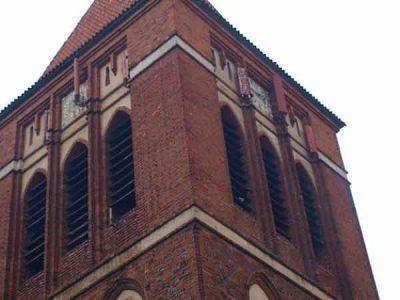 BTS - wieża kościoła